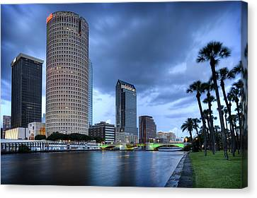 Tampa 1 Canvas Print