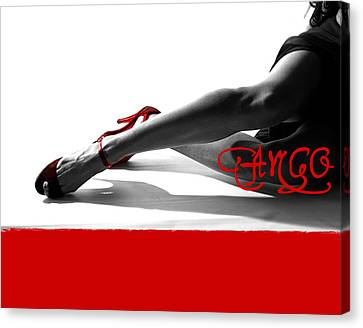 Tango Canvas Print by Doug Walker
