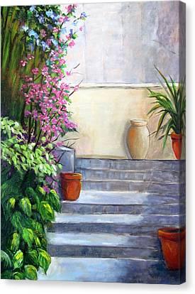 Taormina Canvas Print