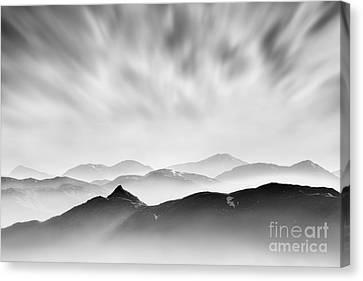 Tarmachan Ridge Canvas Print by Rod McLean