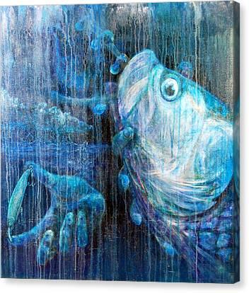 Tarpon Flats Canvas Print