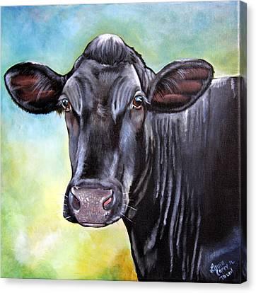 Tassel Canvas Print by Laura Carey