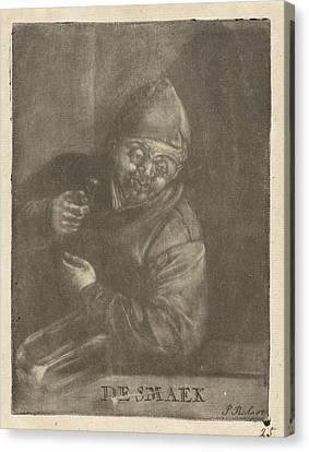 Taste, Pieter Pickaert Canvas Print by Pieter Pickaert