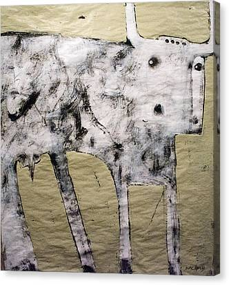 Taurus No 3 Canvas Print
