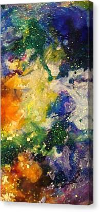 Taurus14 Canvas Print by Kathleen Fowler