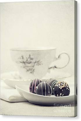 Tea Break Canvas Print by Edward Fielding