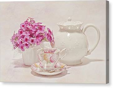 Tea For You Canvas Print