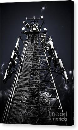 Telecommunications Tower Canvas Print