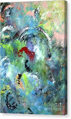 Tempest Canvas Print by Jason Stephen