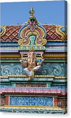 Ganapati Canvas Print - Temple Ganesha  by Tim Gainey