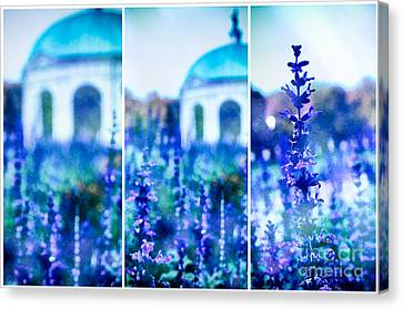 Temple Of Diana Canvas Print
