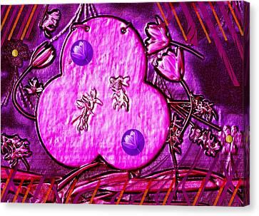 Temple Sanctum Sanctorum Canvas Print by Pepita Selles