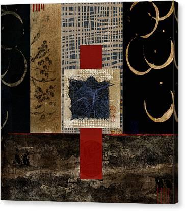 Universe Canvas Print - Ten Moons by Carol Leigh