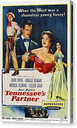 Tennessees Partner, Us Poster Canvas Print by Everett