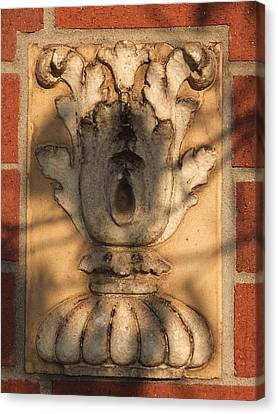 Canvas Print featuring the photograph Terracotta #1 by Scott Kingery