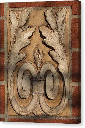 Canvas Print featuring the photograph Terracotta #4 by Scott Kingery