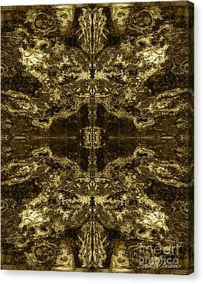 Tessellation No. 2 Canvas Print by David Gordon