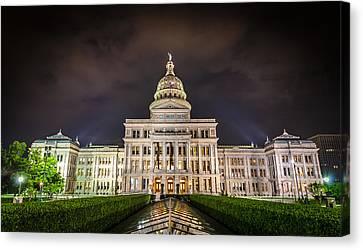 Texas Capitol Building Canvas Print