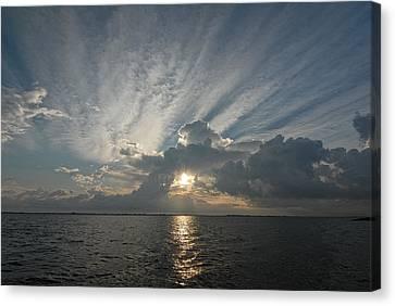 Texas Sunrise Canvas Print