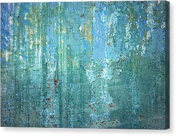 Textured Dream Canvas Print by Kjirsten Collier