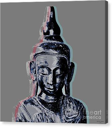 Thai Buddha #2 Canvas Print