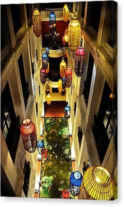 Canvas Print - Thai Hotel by Money Sharma