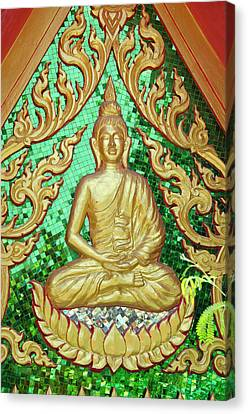 Thailand, Island Of Ko Samui (aka Koh Canvas Print