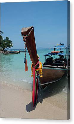 Thailand, Phuket, Andaman Sea Canvas Print by Cindy Miller Hopkins
