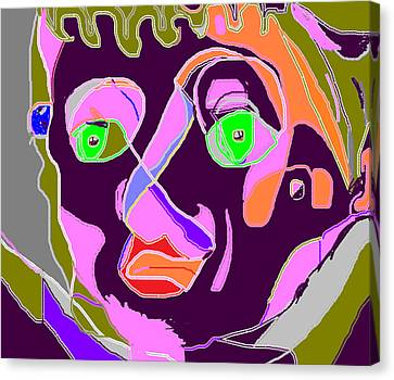 That Individual Canvas Print by Anita Dale Livaditis