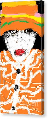That Look Canvas Print by Rc Rcd
