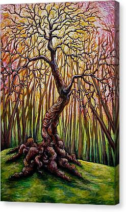That Old Tree Canvas Print