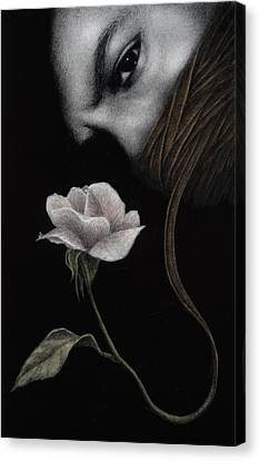 That Which Will Not Be Silenced Canvas Print by Pat Erickson