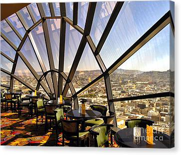 The 39th Floor - San Francisco Canvas Print