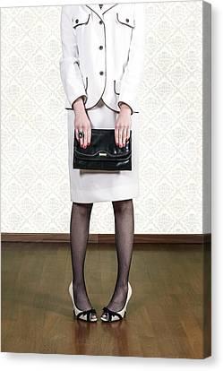 The 40s Canvas Print by Joana Kruse