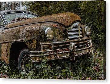 The 48 Packard Canvas Print