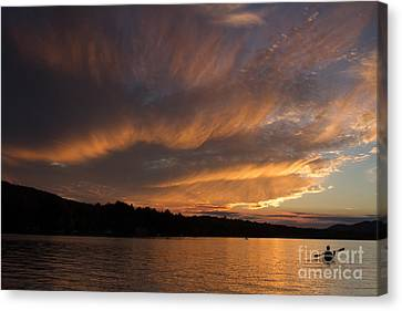 The Adirondack Life Canvas Print