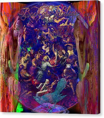 Solar Age  Canvas Print