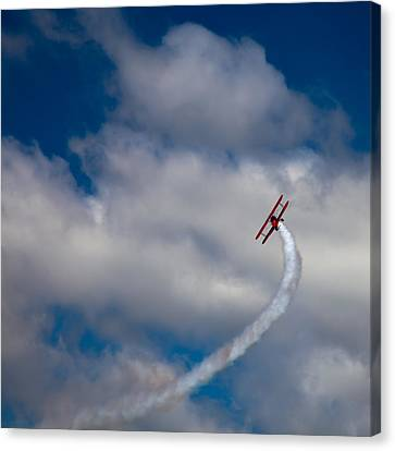 The Airshow Canvas Print