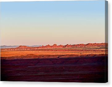 The American Southwest Canvas Print by Christine Till