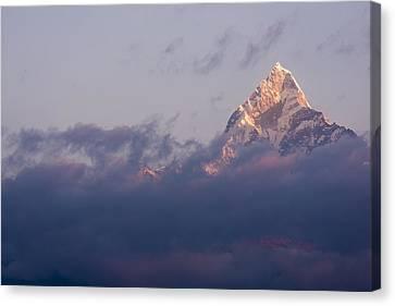 The Annapurna Canvas Print by Tony Murray