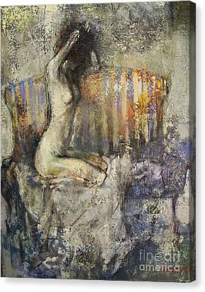 Canvas Print - The Antique Sofa by Grigor Malinov