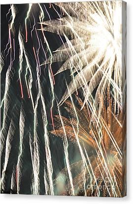 The Apocalypse Canvas Print by Linda Steele