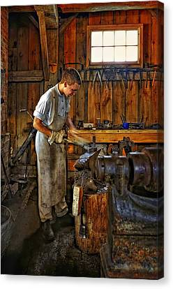 The Apprentice Hdr Canvas Print by Steve Harrington