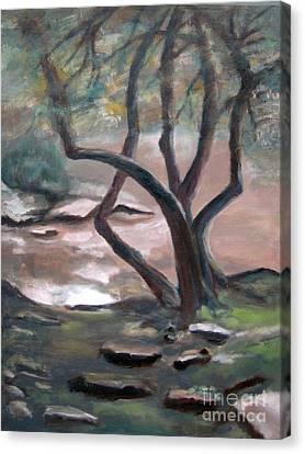 The Arboretum Canvas Print