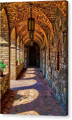 The Arches Canvas Print
