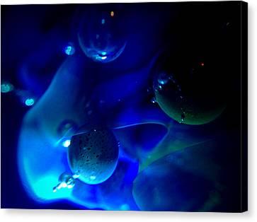 Art Glass Project-6 Borosilicate Glass Canvas Print