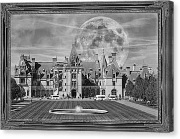 The Art Of Biltmore Canvas Print by Betsy Knapp