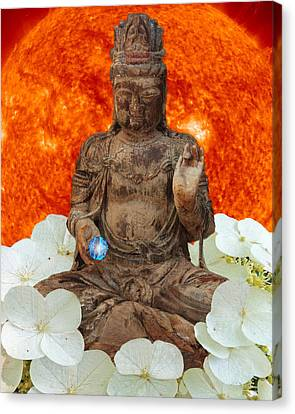The Awakening  C2014 Canvas Print