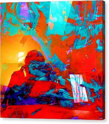 The Awakening Canvas Print by Carolyn Repka
