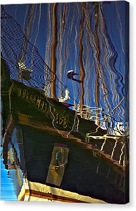 The Baltimore II Canvas Print